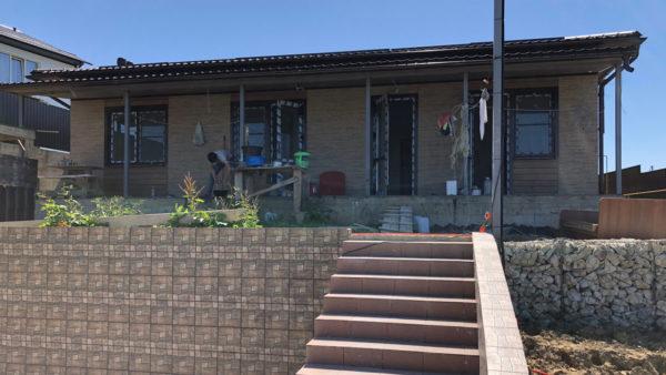 Жилой дом из ЛСТК в Адлере (село Бестужевское)